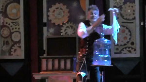 Professor Wick's Incredible Magic Factory