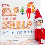 What's that elf doing on the shelf?