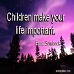 Children make
