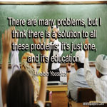 There are many problems