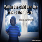 Within the child