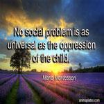 No social problem