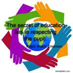 The secret of education