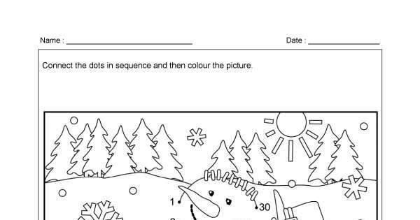 Snowman connect the dots connect the dots animaplates for Snowman dot to dot coloring pages