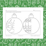 Draw Christmas Ornaments 2