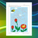 Bee Maze