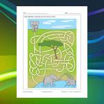Elephants Maze
