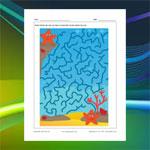 Starfish Maze