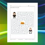 Thanksgiving Maze 2