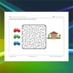 Car Maze 2