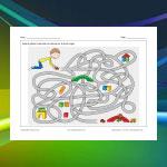 Toy Car Maze