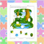 Frog Pond Puzzle