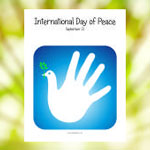 Peace Day Poster