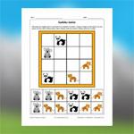 Exotic Animals Sudoku