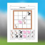 Farm Animals Sudoku