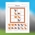 Forest Animals Sudoku