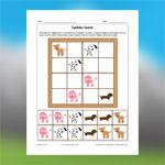 Dogs Sudoku