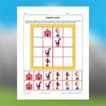 Circus Sudoku 1