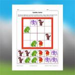 Dinosaurs Sudoku