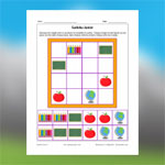 School Sudoku 3