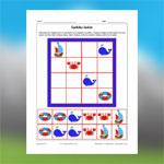 Sea Sudoku 2