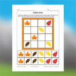 Autumn Leaves Sudoku