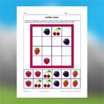 Fruits Sudoku 2