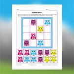 Owls Sudoku 1