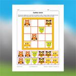 Owls Sudoku 2