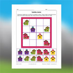 Birdhouses Sudoku