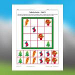 Christmas Sudoku 5