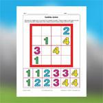 Numbers Sudoku