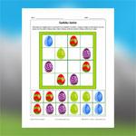 Easter Egg Sudoku