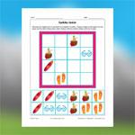 Beach Sudoku 1