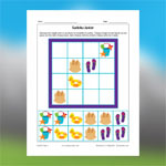 Beach Sudoku 2