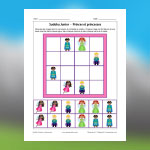 Princes and Princesses Sudoku