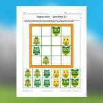 Saint Patrick's Day Sudoku 2