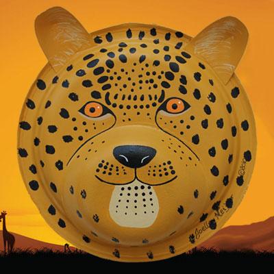 Cheetah, Jaguar and Leopard Mask