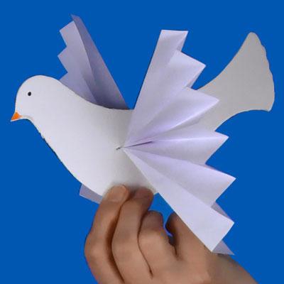 Paper Dove