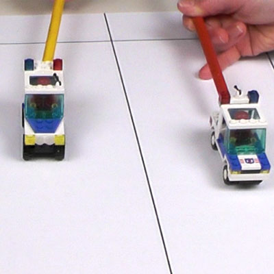 Lego Car Race
