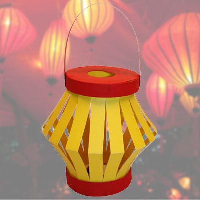 Cheesebox Lantern